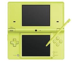 Nintendo DSi Lime JP game Green - $148.75