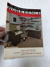 WORKBENCH MAGAZINE  Sept - Oct 1966  Very Good Condition!  Please see PI... - $6.95