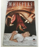 Whispers Comic Issue #2 (Image Comics, March 2012) by Joshua Luna Comic ... - $21.24