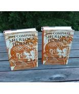The Complete Sherlock Holmes Vol. 1 Vol. 2  Sir Arthur Conan Doyle  BOMC - $45.00