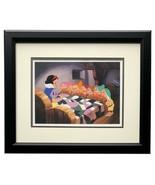 Snow White and the Seven Dwarfs Commemorative 11x14 Photo - $79.19