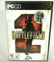 Battlefield 2 Deluxe Edition PCCD 5 Discs Gently Used EA 2006 Award Winner - $13.09