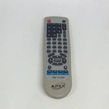 APEX DVD Player Remote Control RM-1010W replacement part - $9.49