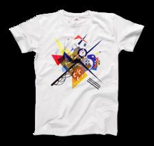 Wassily Kandinsky On White II (Auf Weiss) 1923, Artwork T-Shirt - $19.75+