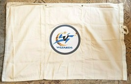 Pottery Barn Washington WIZARDS Team LOGO Pillow Sham Standard Baseketball NWOT - $16.00