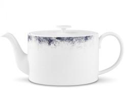 Vera Wang Wedgwood Vera Pointilliste Teapot New - $135.90