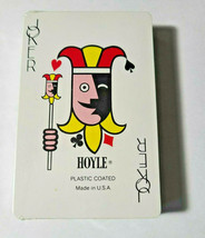 HB&R Super Vac Trucks Advertising Deck of Hoyle Playing Cards   (#20) image 2