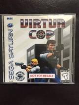 Virtua Cop CD (Sega Saturn, 1995) - $12.87