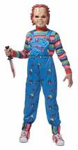 Disfraz Cultura Franco Niños Jugar Chucky Niños Disfraz Halloween 49915 - $41.98