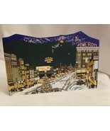 Hometowne Collectibles Christmas on Penn Square Limited / Numbered - $21.24