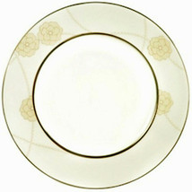 "Royal Doulton Enchantment Salad Dessert Plate 8"" Floral Band New - $28.90"
