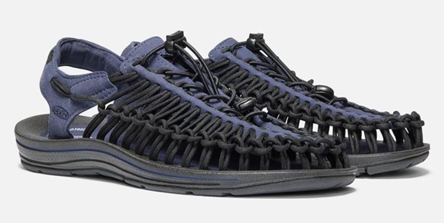 Keen Uneek Taille US 9 M (D) 42 Homme Sport Sandales Vêtement Bleu