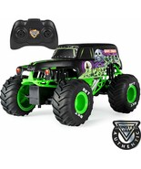 Monster Jam, Official Grave Digger Remote Control Truck 1:15 Scale, 2.4GHz - $56.33
