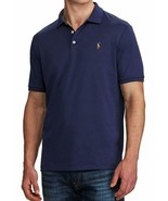 Polo Ralph Lauren Mens Custom Fit Short Sleeves Polo Shirt X-Large - $71.99