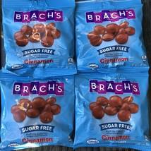 Brach's Sugar Free Cinnamon Hard Candy 3.5oz Bag Lot of 4 BB 2/19 - $19.79