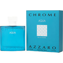 CHROME AQUA by Azzaro - $43.00