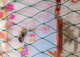 New Blue Plastic Trellis Netting Plant Support Decorative Garden Net Nau... - $6.16+