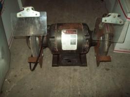 """USGI 7-1//4/""""x3//4/"""" x1/"""" 60 Grit Grinding Wheel ALUMINUM OXIDE for Bench Grinder"""