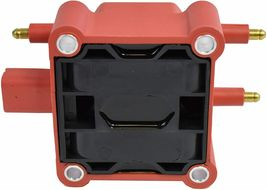 40K Volts High Output Ignition Coil For Mini Cooper, Dodge, Chrysler, Pack Red image 8