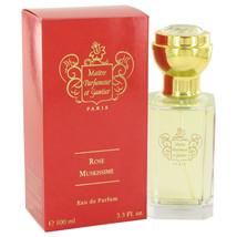 Rose Muskissime by MAITRE PARFUMEUR ET GANTIER Eau De Parfum Spray 3.3 oz - $188.67