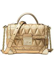 MICHAEL Michael Kors Cori Small Trunk Bag - $390.04