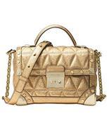 MICHAEL Michael Kors Cori Small Trunk Bag - $390.04