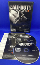 Call of Duty: Black Ops II (PC: Windows, 2012) CIB Complete, Tested! - $20.10