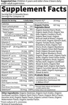 Garden of Life  Vitamin Code Kids  Vegetarian Multivitamin Supplement For Kids - $28.25