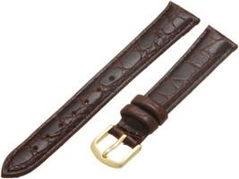 Hadley-Roma Women's LSL717RB 140 Genuine Leather Strap Watchband SHIPSFREE - $15.86
