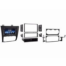 NAVIGATION SYSTEM BLUETOOTH MEDIA K-SERIES UNIVERSAL DASH KIT OE FITMENT... - $296.99