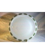 "Anchor Hocking Springwood Dinner Plate 10 1/2"" - $4.15"