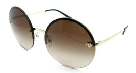 Versace Sunglasses VE 2176 1252/13 59-18-135 Pale Gold / Brown Gradient ... - $131.32