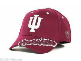 Indiana Hoosiers - Top Of The World Downshift Flex Ncaa CAP/HAT - Osfm - $17.09