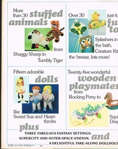 Woman's Day Book of Best-Loved Toys & Dolls - $12.00