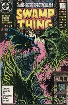 Swamp Thing #53 VF DC Vertigo Comic Book - $8.70