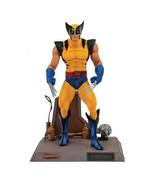 "NEW SEALED Diamond Select Marvel X Men Wolverine 7"" Action Figure  - $49.49"