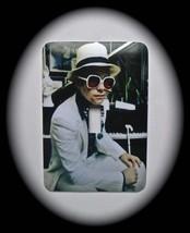 Elton John Metal Switch Plate Rock&Roll - $9.50