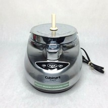 Cuisinart Prep 9 Food Processor DLC2009-CHB Brushed Stainless Steel Moto... - $28.01