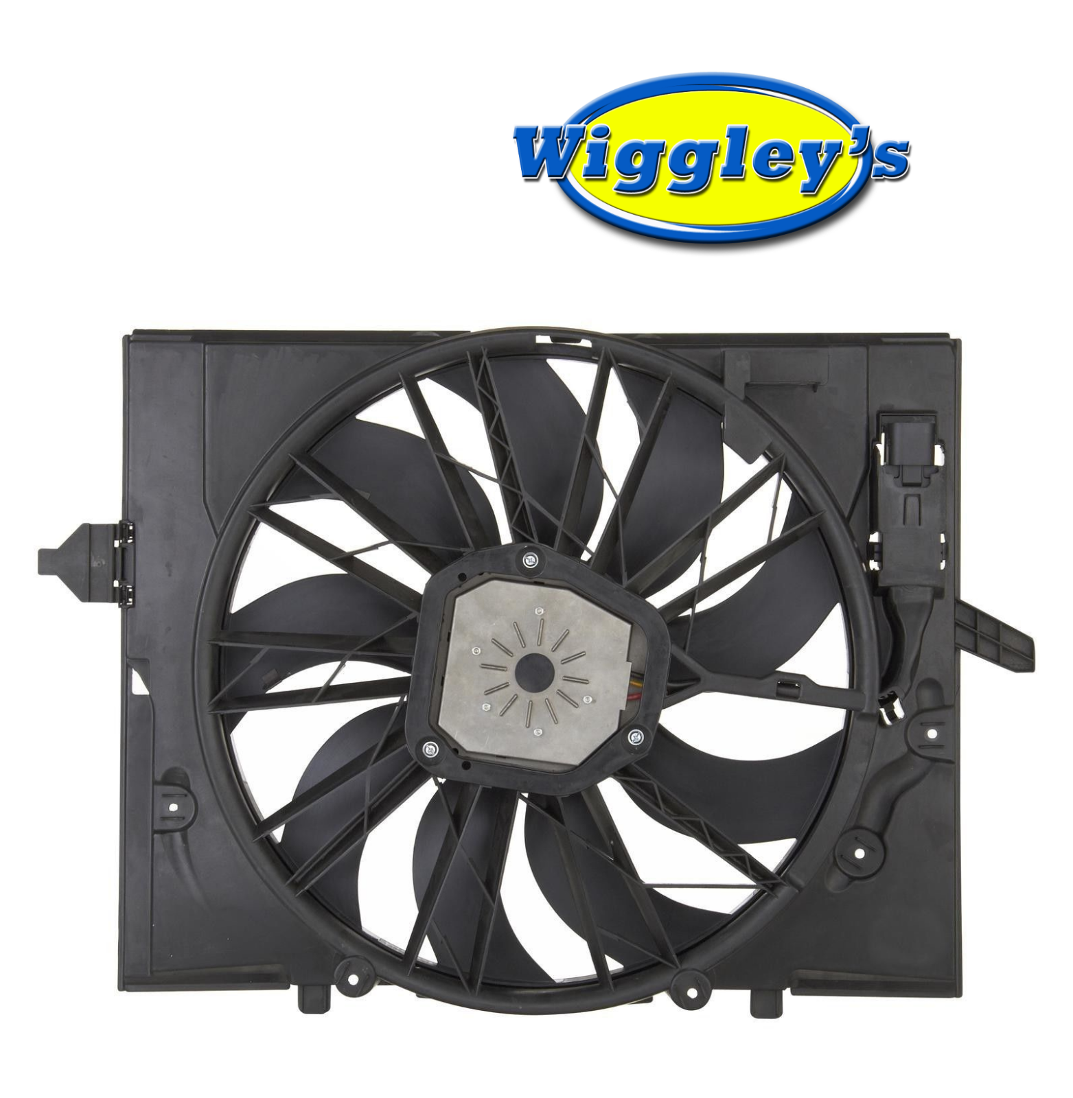 RADIATOR FAN BM3115107 FOR BMW 545i 525i 530i 528i 645ci 750i 528xi 750li