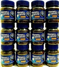 Maxwell House The Original Roast Instant Coffee 2 oz ( Pack of 12 ) - $29.69