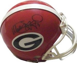 Matthew Stafford signed Georgia Bulldogs Replica Mini Helmet - $98.95