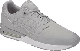 ASICS Tiger Gelsaga Sou Sneaker (Men's Shoes) in Mid Grey/Mid Grey - NEW - $96.55
