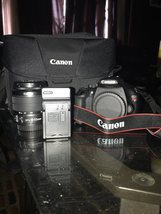 Canon EOS Rebel T5 Digital SLR Camera Kit with EF-S 18-55mm IS II Lens  - $400.00