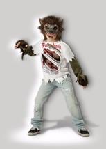 Incharacter Hombre Lobo Luna Monster Miedo Niños Disfraz Halloween 17015 - $29.38