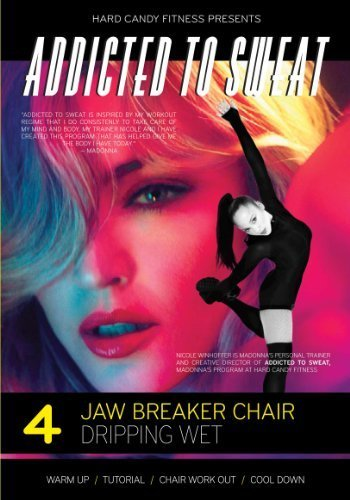 Addicted to Sweat DVD 4 - ATS Jawbreaker Chair, Dripping Wet [DVD]