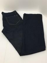 Earl Jean Duchess Stretch Dark New York Wash Blue Jeans Women's 28x34 29x33 - $14.69