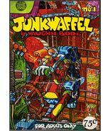 Junkwaffel 1,1st print, Print Mint 1971 Vaughn Bode underground comix, - $12.80