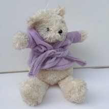 Avon Healthy Remedies Lavender Scented Bear Plush Stuffed Animal in Robe... - $12.99