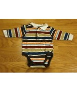 Place Polo One-piece Boy 0-3M Cotton - $8.14