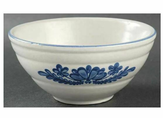 Primary image for Pfaltzgraff YORKTOWNE USA  Everything (Cereal) Bowl Width 5 7/8' Height 2 7/8'